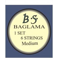 Χορδές για Μπαγλαμά κανονικές Νο 11