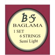 Χορδές για Μπαγλαμά ελαφρώς μαλακές Νο 10,5