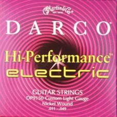 Σετ Χορδες Ηλεκτρικης Κιθάρας Martin Guitars Darco DP9150 Hi-Performance