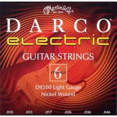 Σετ Χορδες Ηλεκτρικης Κιθάρας Martin Guitars Darco D9200 10/46