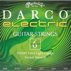 Σετ Χορδες Ηλεκτρικης Κιθάρας Martin Guitars Darco D9300