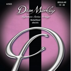 Σετ Χορδες Ηλεκτρικης Κιθάρας Dean Markley 2503 Reg 10/46